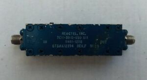 Reactel Microwave Rf Bandpass Filter