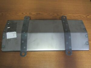 John Deere D Tractor Battery Cover Ad2617r 0108