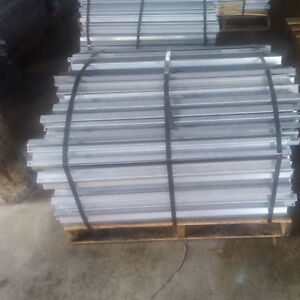 Pallet Supports 38 Inside Dimensions For 42 Deep Pallet Rack qty 400