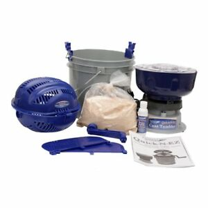 New Frankford Arsenal Quick-n-EZ Rotary Separator Clean Shell Case Tumbler Kit