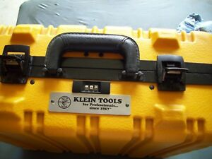 Klein Insulated 22 Piece High Voltage Tool Set Kit Hard Case Cat No 33527