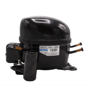 1 4 Hp Replacement Refrigeration Compressor R 134a Gc77 1