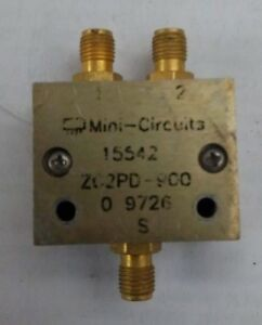 Mini circuits Z02pd 900 Sma Rf Directional Coupler