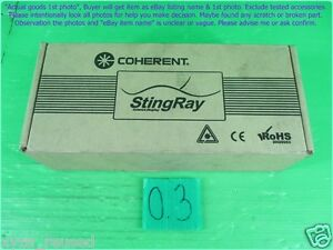 Coherent Stingray Part 1285314 Diode Laser As Photo Sn 1015 New D m Exc