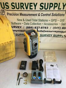 Trimble S6 3 Dr300 Robotic Reflectorless Total Station Cleaned Cal d Wnty