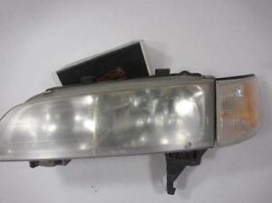 1997 Honda Accord Driver Left Side Headlamp 33153 Sv4 A01