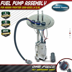 Electric Fuel Pump Module Assembly For Nissan Frontier 1998 2002 I4 2 4l E8378s