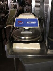 Doughpro Dp1100a Commercial Heated Pizza Dough Press Machine