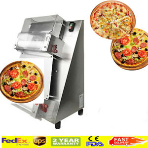Automatic Electric Pizza Dough Roller sheeter Pizza Making Machine