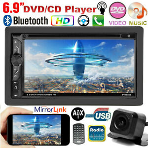 For Scion Tc Xb Xd 6 2 Touch Screen 2 Din Stereo Car Dvd Player Bluetooth Radio