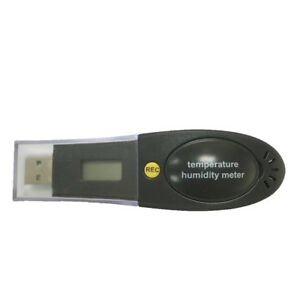 Ht 163 Barometric Pressure temp Humidity Data Logger