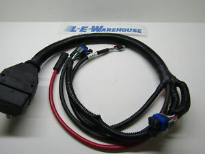 22261 Meyer Diamond 1 Piece Plug Truck Side Mdii Plus Mount Plow Harness
