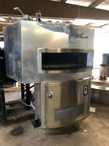 Wood Stone 6 Mountain Series Baker Natural Gas Pizza Oven Ceramic Large