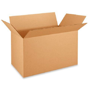 25 20x12x13 Cardboard Paper Boxes Mailing Packing Shipping Box Corrugated Carton