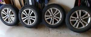 Hyundai 16 Used Wheels And Tires Package
