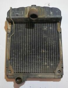 International Farmall Super C Tractor Radiator