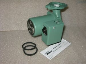 New Taco 0015 msf3 ifc 3 speed Cast Iron Circulator Pump W Ifc 1 20 Hp
