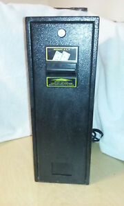 Vm 010 1 And 5 Bill Changer Complete Working Unit With Keys And Nickel Tube
