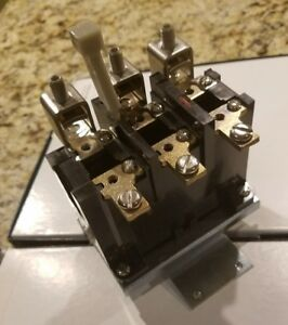 Westinghouse Ba43a Thermal Overload Relay Ambient Compensated