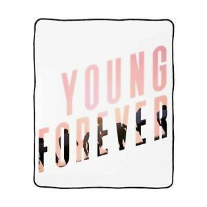 Bts Epilogue Young Forever Blanket Throws Custom