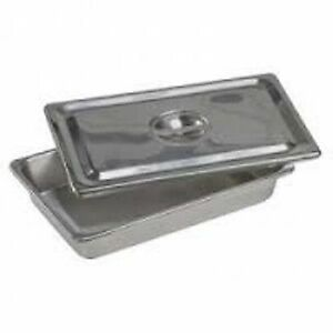 Instrument Tray 10x12 Inch Size Stainless Steel Newly Finished Brand Indosati