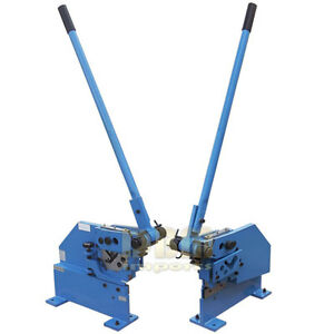 Bar Section Shear Metal Cutter T Steel Aluminum Copper Angle Round Square Strip