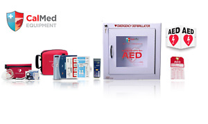 Philips Heartstart Fr2 Aed Defibrillator Value Pak W 2 Yr Warranty W Pedi Pad