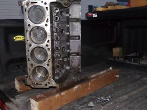 Low Mileage Standard Bore Ford 460 7 5 Liter Engine Short Block