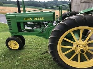 Oliver 88 Diesel Tractor runs Great