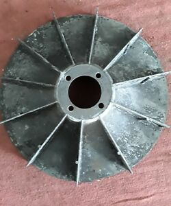 Corvair Engine Fan 65 69 Or Anything Using Fan Bearing With 1 4 Bolt Holes