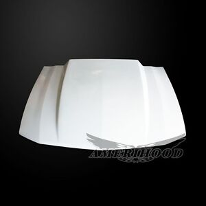 2005 2009 Ford Mustang 3 Cowl Functional Heat Extraction Hood 90 Day Warranty