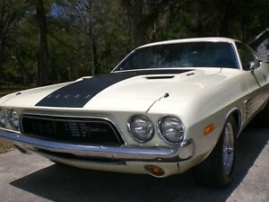 1974 Challenger Rally 360 3 Speed Automatic