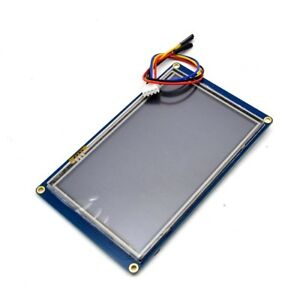 5 Inch Nextion Hmi Lcd Display Screen Module For Arduino