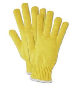 Magid Cutmaster Heavyweight Made With Kevlar Knit Gloves Xl 12 Pairs