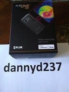 Brand new Flir One Pro Thermal Imaging Camera Attachment For Ios 435000602