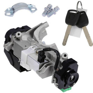 Ignition Switch Cylinder Lock Auto Trans For Honda Civic 03 05 Odyssey crv 05 06