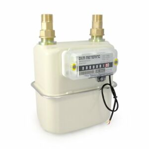 3 4 Pulse Output Gas Meter Pgm 075