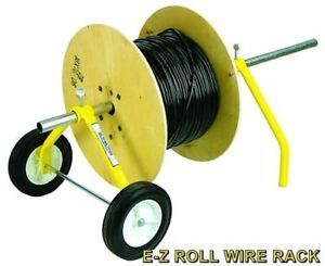 55455 Rack a tiers E z Roll Wire Rack