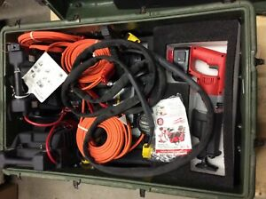 Powerhawk Rescue Tool System kippertools