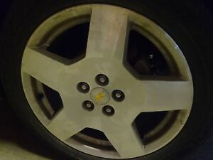 Oem Alloy Wheel 2010 Chevy Malibu 18x7 Tire Not Included
