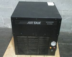 Air Tak Sd 100 a Refrigerated Air Dryer 100 Scfm 1 2 Hp 100 Psi Used