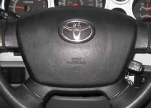 2007 2009 Toyota Tundra Wheel Airbag Left Driver Side Without Audio Control
