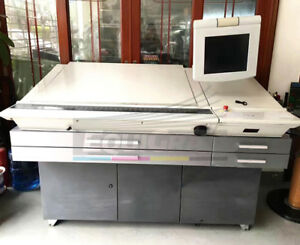 Cp2000 System Screen Display For Heidelberg Electrical Offset Printing