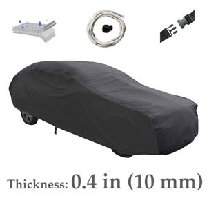 Hail Strong Protection Car Cover 0 4 In 10mm Universal Stone Storm