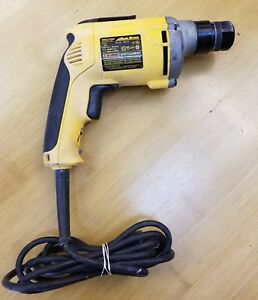 Dewalt Dw275qd Vsr Quick Drive Drywall Screw Gun 4000 Rpm Used