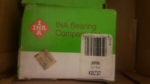 New Ina Linear Ball Bearing Closed Type Kbz32 Upc 035373180318 Made In Japan