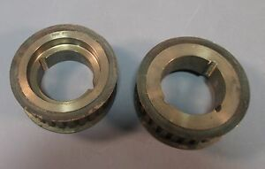 Lot Of 2 Dodge Tl28h150 2012 Taper Lock Timing Pulley 28 Tooth 5680 Rpm New