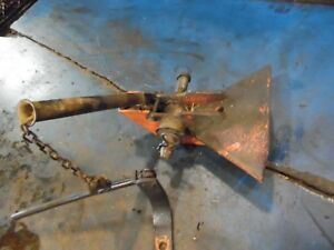 1959 Allis Chalmers D 10 Farm Tractor Snap Coupler Bell Assembly