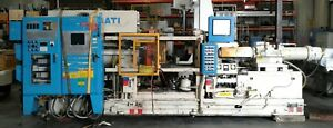 250 Ton Cincinnati Milacron Injection Molding Machine