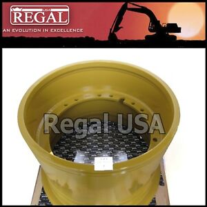 9v7920 Rim A For Caterpillar 950b 950e Wheel Loader 9v 7920
